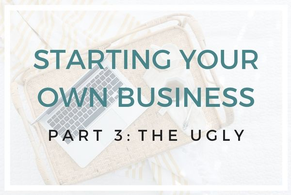 STARTING YOUR OWN BUSINESS(2)