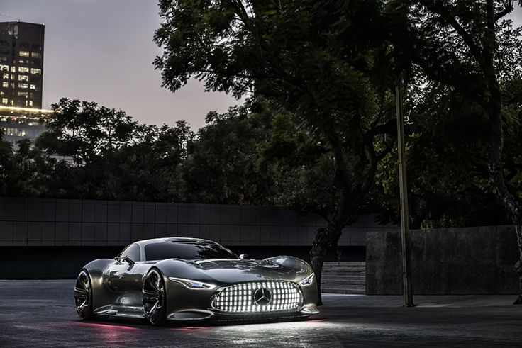 Sweet, sweet concept for Gran Turismo 6 - Mercedes Benz AMG Vision Gran Turismo