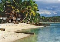 Pantai Lagundri, Nias - Sumatera Utara - Wisata Alam