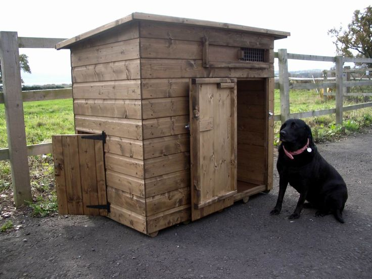 For those of you who live in cold climates, what is the best dog house design?