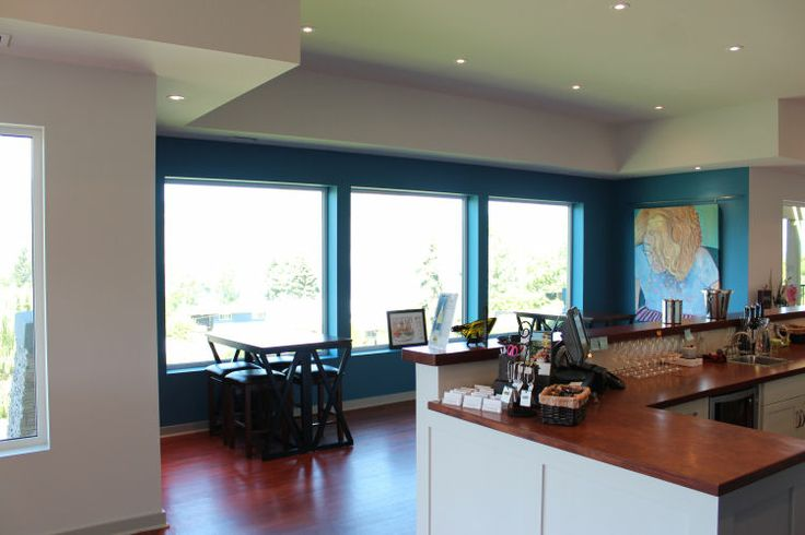 Perseus Winery Tasting Room at www.girouxdesigngroup.com