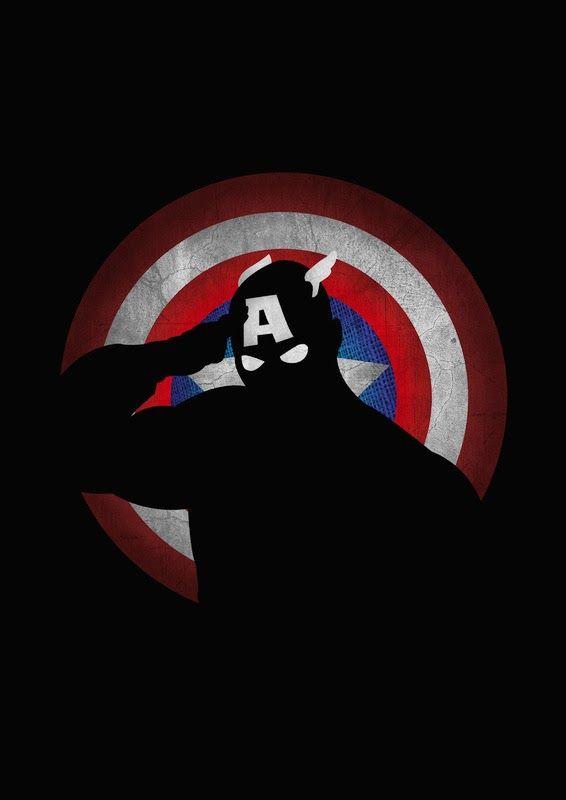 Inspiração posters retrô – Heróis #8 - De volta ao retrô
