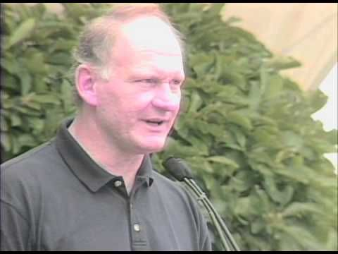 Mike Webster Closing Remarks @ 1997 Pro Football HOF Enshrinement - YouTube