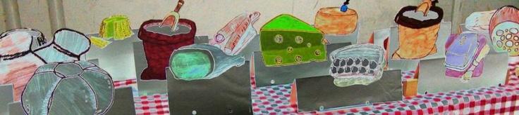 I bambini scrivono un giornalino sull'ambiente e la biodiversità