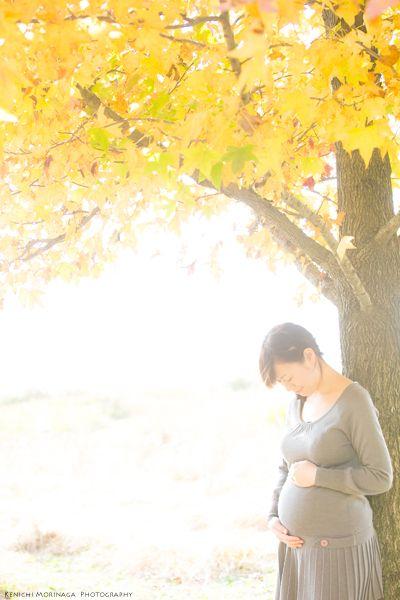そして母の顔になる @熊本マタニティーフォト - ○○しゃしんのじかん http://blog.goo.ne.jp/moriken_photo/