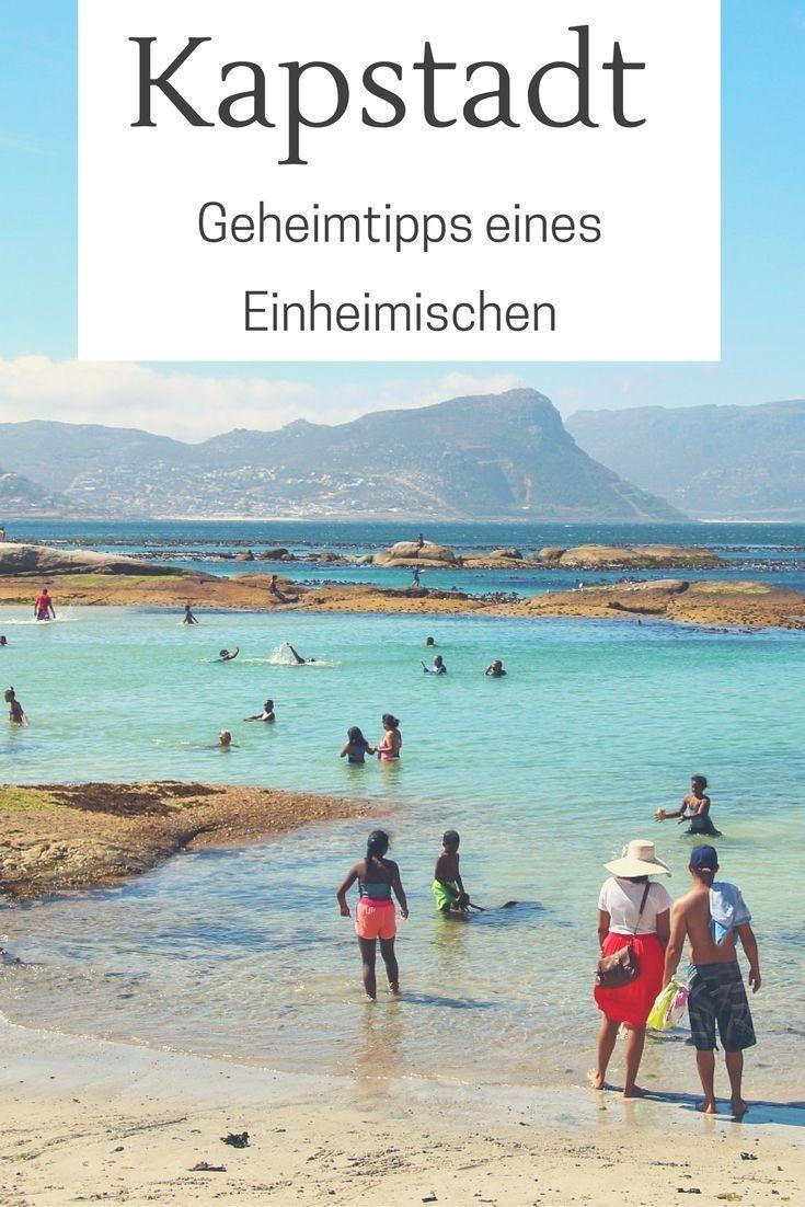 Kapstadt, Südafrika: Geheimtipps eines Einheimischen – zur besten Reisezeit, Sehenswürdigkeiten, Hotels und Restaurants