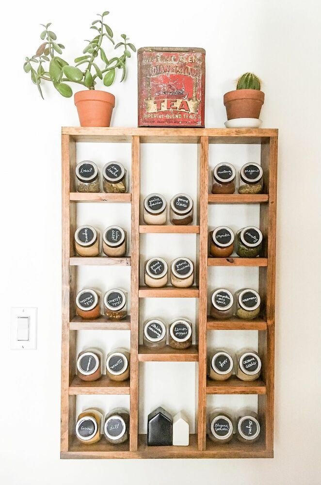 Beautiful Diy Storage Shelving Ideas