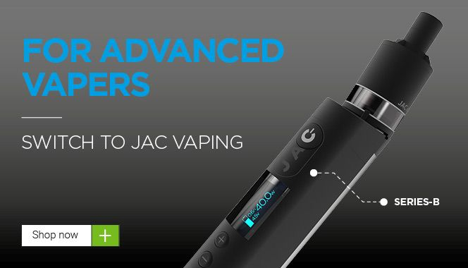 Products for #AdvancedVapers including the JAC Vapour #SERIESb, engineered in house: http://www.jacvapour.com/starter-kits/series-b-tilt-vw-starter-kits #boxmod