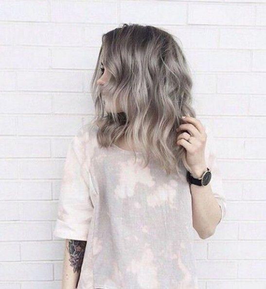 The 25 Best Ash Grey Hair Ideas On Pinterest  Ash Grey Hair Dye Ash Hair A