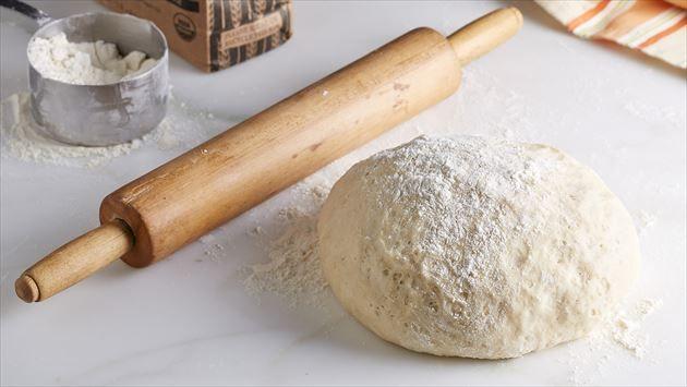 Pizza Dough Recipe : Bobby Flay : Food Network