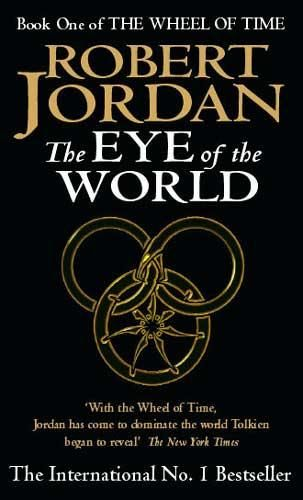 the eye of the world - First book. great read, gets you right in there. robert jordan is pretty amazing that way.
