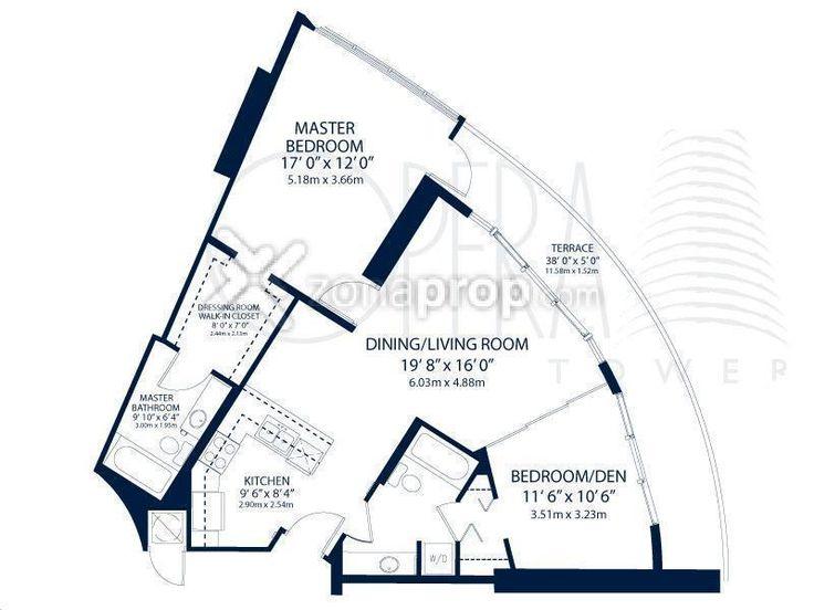 Emprendimientos: Departamentos en 1750 North Bayshore Drive 1700, Miami, Estados Unidos, Otros países - ZonaProp.com - 3975326