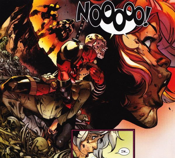 Deadpool And Rogue Really Move That Needle In Today's Uncanny Avengers #22 (Spoilers)