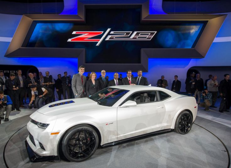 | GM Reveals 2014 Camaro SS, Surprise Bonus is Camaro Z28