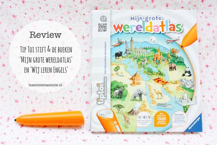 Review | Tiptoi stift en boeken - mammiemammie.nl