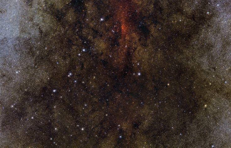 Un millón de estrellas: Hacia el oscuro corazón de la Vía Láctea