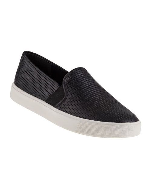 Can't wait to receive mine soon!  Vince Blair Slip-on Sneaker Black Leather