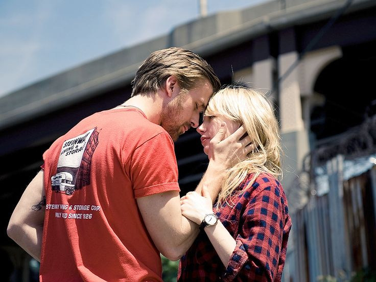 Avec Michelle Williams dans «Blue Valentine» de Derek Cianfrance (2010).
