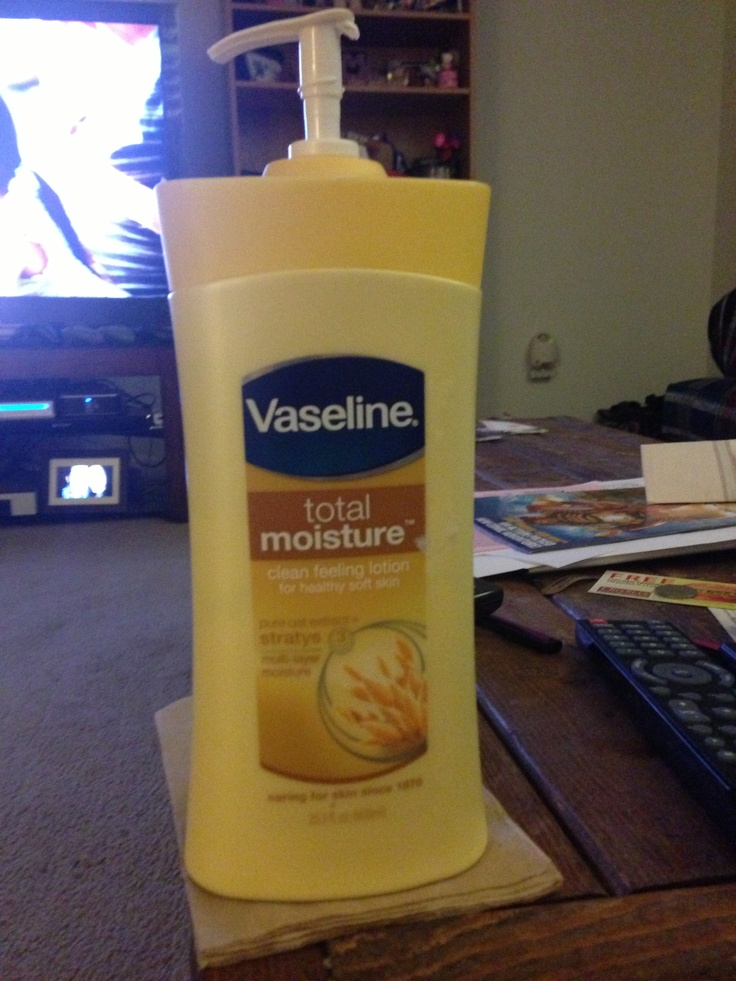Not try...this is my favorite lotion. Not greasy. Absorbs quick. Keeps you hydrated a long time.