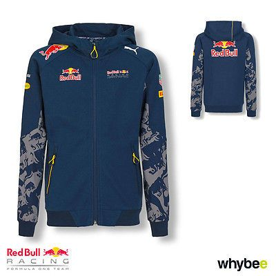 2016 red bull #racing f1 formula 1 team kids #childrens #hooded jacket hoody puma,  View more on the LINK: http://www.zeppy.io/product/gb/2/401097625777/
