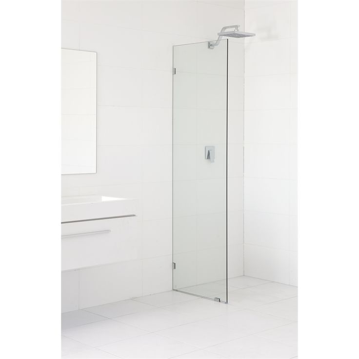 Highgrove 10 X 2000 X 600mm Frameless Glass Shower Panel Kit I/N 4890237 |