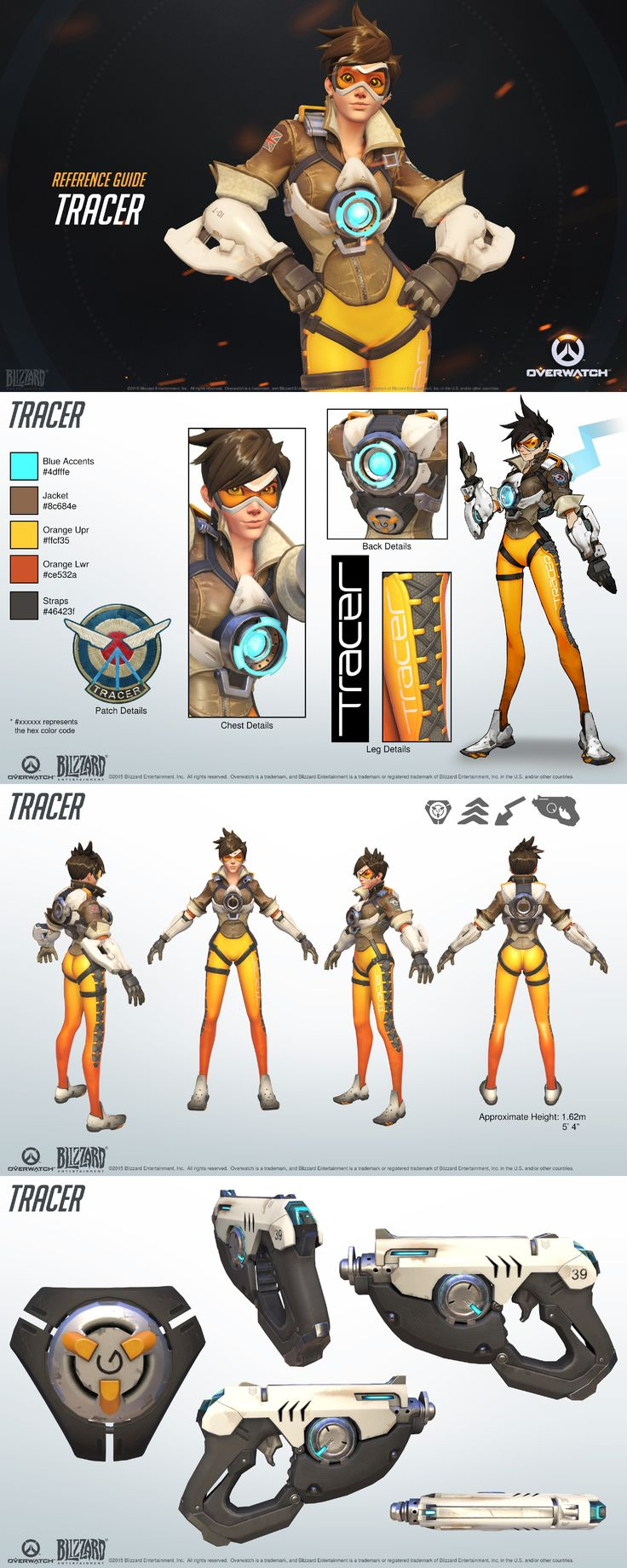 Overwatch - Tracer Reference Guide