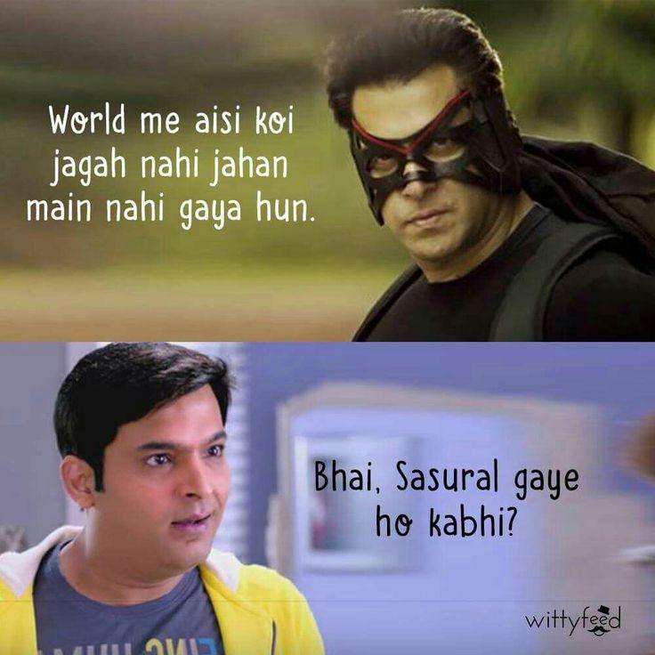 Lol Nice 1 kapil Cant stp laughing!!