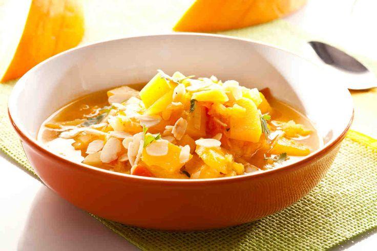 Zupa dyniowa - wypróbuj sprawdzony przepis. Odwiedź Smaczną Stronę Tesco.