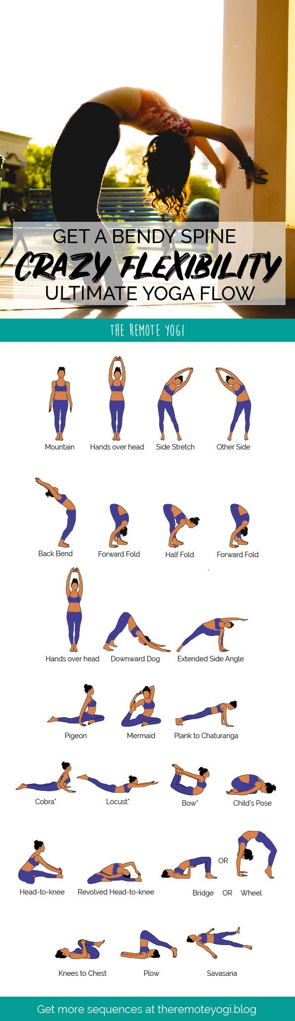 🧘 Increase flexibility with this Yoga Sequence  – Annemike