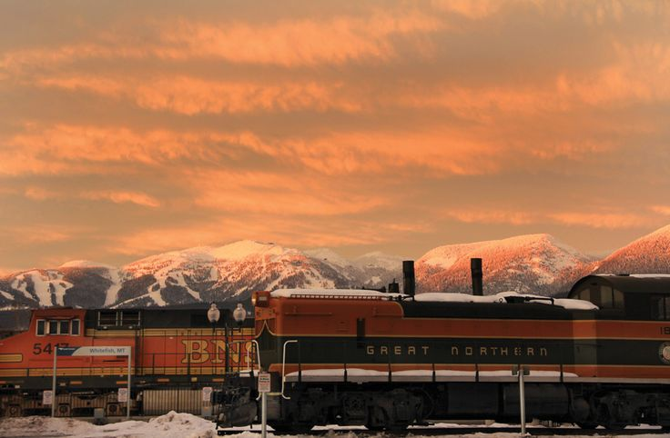 Whitefish Mountain, Montana Would love to go here one day!