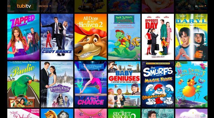 Best alternate legal streaming services: Tubi TV