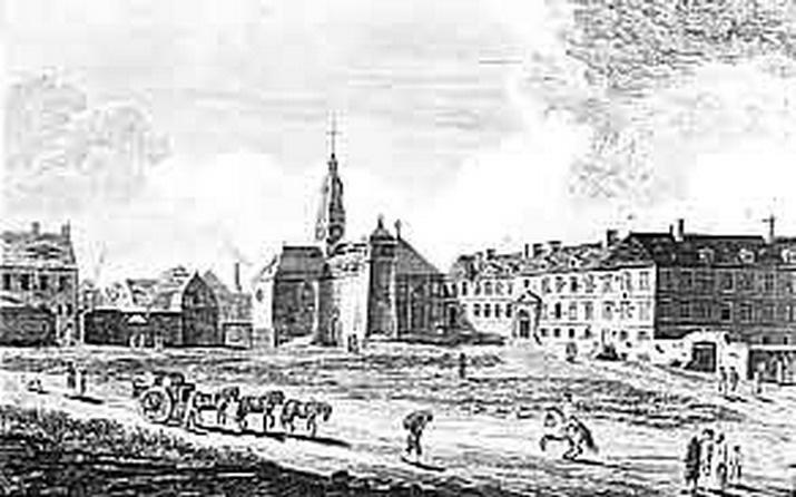 Quebec's Jesuit College
