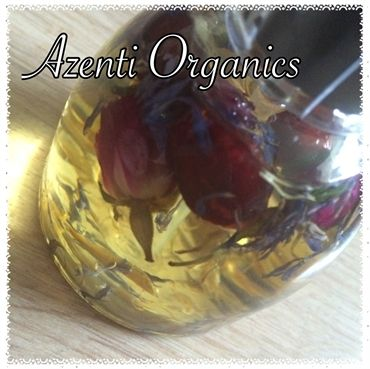 Botanical Body Oil - Replenishing