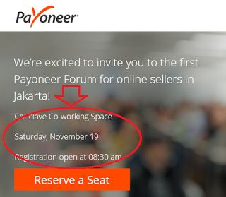 Payoneer Datang Ke Jakarta