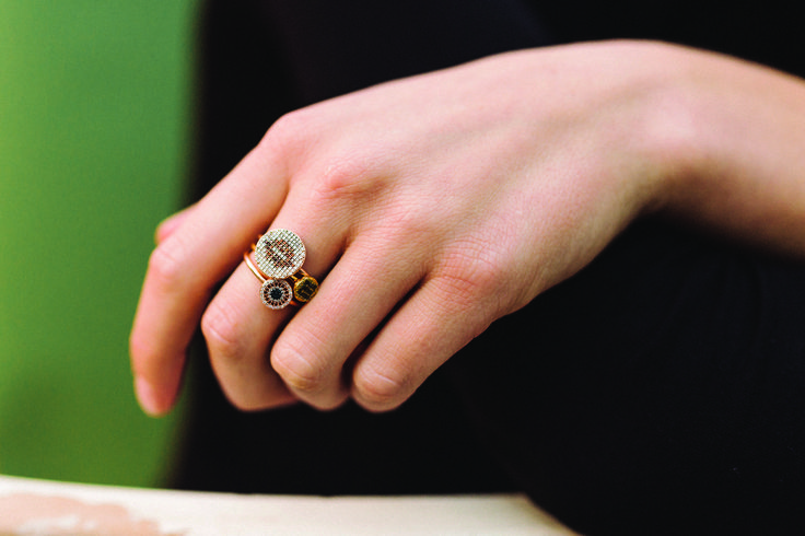 Customise your own Astley Clarke rings with the new Iconography bespoke tool!