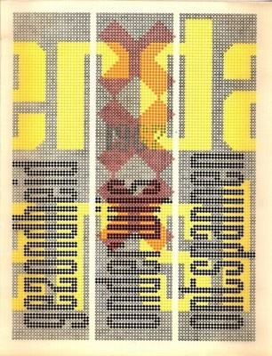 Jurriaan Schrofer - Annual report for the city of Amsterdam, 1968