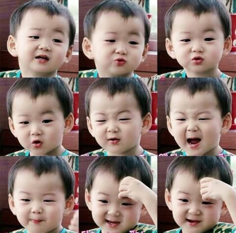Minguk Song Triplets #thereturnofsuperman