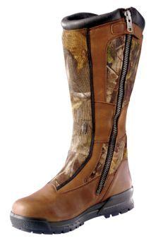 RedHead® 16'' Waterproof Bayou Zip Snake Boots for Men