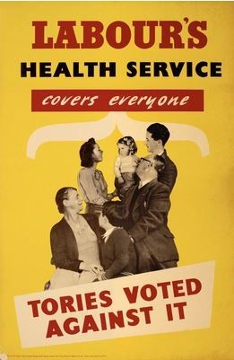 Labour's health service covers everyone