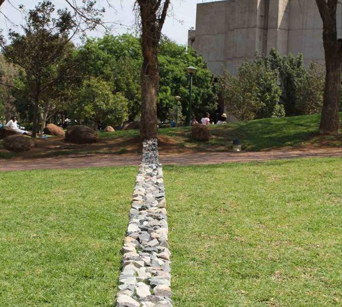 TUT Department of Architecture Land Art
