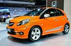 Honda Brio is a compact hatchback that also available in Indonesia. This affordable city car