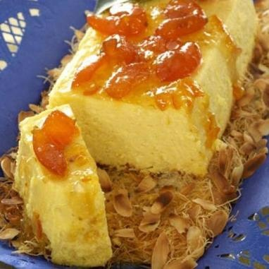 Tlife.gr: Chef Recipes: Special Recipes, Greek Cheesecake, Chef Recipes