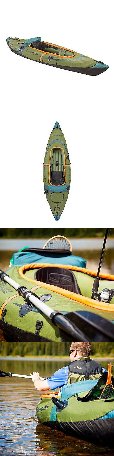 Kayaks 36122: Coleman Sevylor 24-Gauge K5 Hot Fish Inflatable Single-Seater Kayak | 2000014124 -> BUY IT NOW ONLY: $267.99 on eBay!