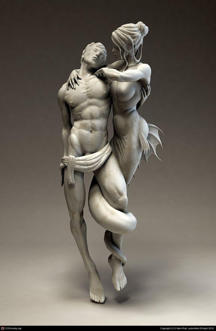 Temptation by Fabio Prati | 3D | CGSociety
