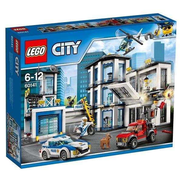 LEGO City Police station 60141 set review #legocity #legosets #legoreview #lego #legostagram #legocityset #legocitypolicestation #legocitypolice #legopolice
