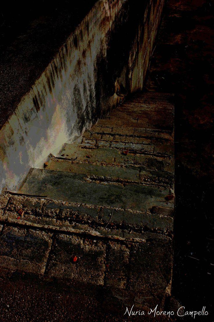Escaleras del infierno