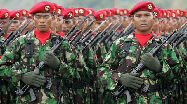 Contoh Pidato Hari Komando Pasukan Khusus