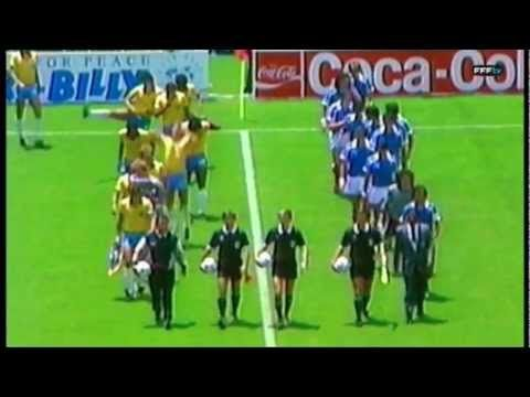 France-Brésil 1986 : Au bout du suspense - YouTube