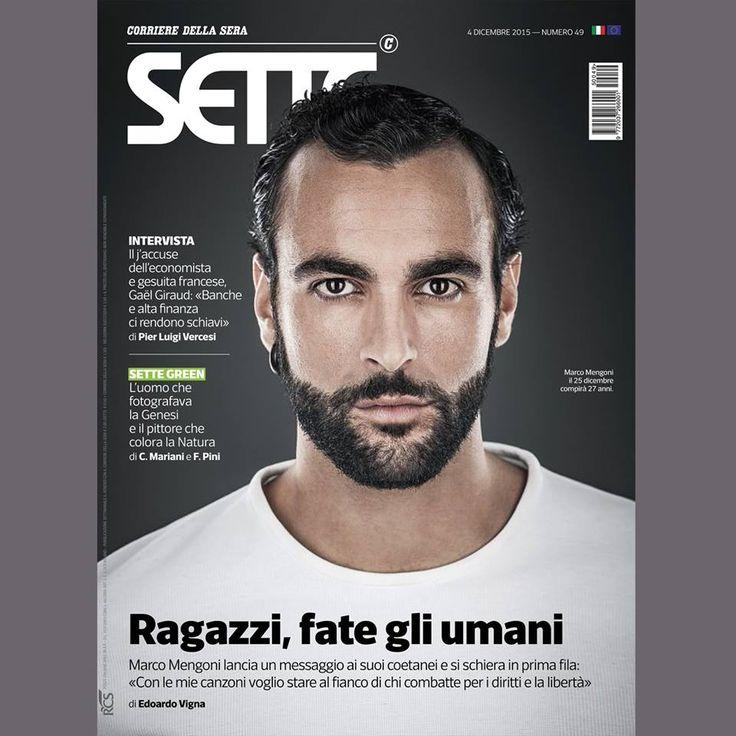 Sette, inserto del Corriere della Sera, 4 dicembre 2015