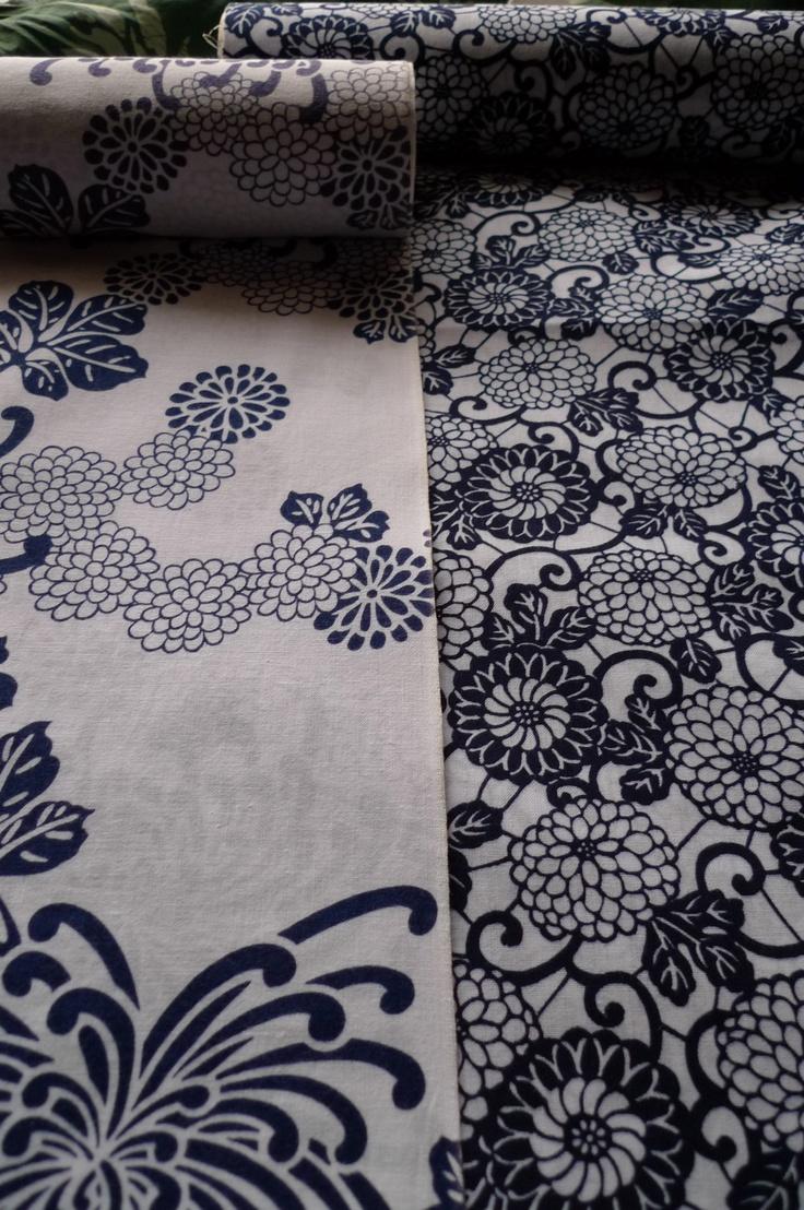 浴衣反物 - Japanese yukata fabrics-